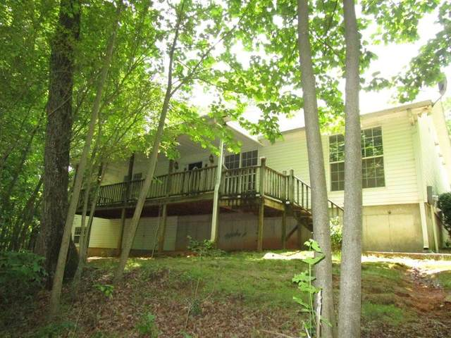 467 Wash Rider Road, Dahlonega, GA 30533 (MLS #6884700) :: The Gurley Team