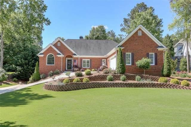 4710 Hamptons Drive, Alpharetta, GA 30004 (MLS #6884707) :: North Atlanta Home Team