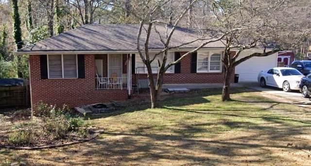 343 Ridgecrest Drive, Lawrenceville, GA 30046 (MLS #6884715) :: The Cowan Connection Team