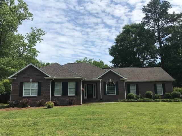 2492 Dews Pond Road SE, Calhoun, GA 30701 (MLS #6884719) :: The Cowan Connection Team