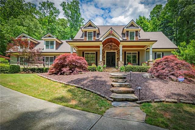 635 Gantt Road, Alpharetta, GA 30004 (MLS #6884721) :: North Atlanta Home Team