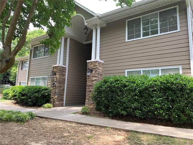 1468 Briarwood Road NE #108, Brookhaven, GA 30319 (MLS #6884727) :: AlpharettaZen Expert Home Advisors