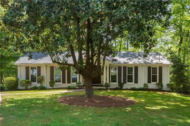 5547 Stoneybrook Court SE, Mableton, GA 30126 (MLS #6884753) :: AlpharettaZen Expert Home Advisors