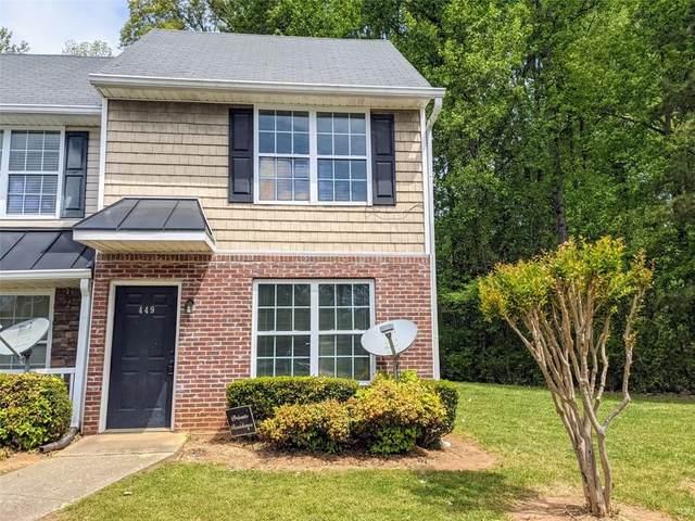 449 W I Parkway, Dallas, GA 30132 (MLS #6884762) :: North Atlanta Home Team