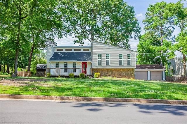 5876 Oak Court, Douglasville, GA 30135 (MLS #6884765) :: AlpharettaZen Expert Home Advisors