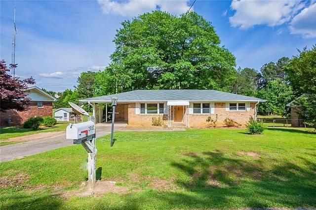 2052 Hillcrest Drive, Douglasville, GA 30135 (MLS #6884772) :: AlpharettaZen Expert Home Advisors