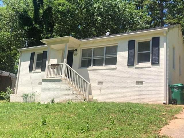 1919 Oak Valley Road, Decatur, GA 30035 (MLS #6884782) :: North Atlanta Home Team