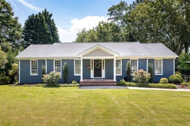 1076 Clarendon Avenue, Avondale Estates, GA 30002 (MLS #6884860) :: North Atlanta Home Team