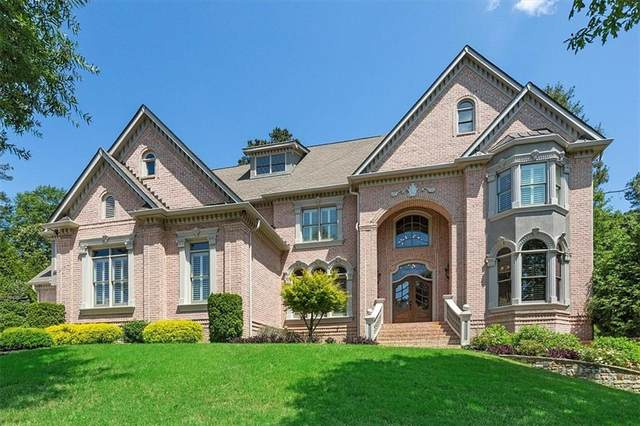 1287 Adams Oaks Landing, Marietta, GA 30062 (MLS #6884885) :: North Atlanta Home Team