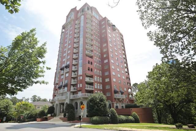 3435 Kingsboro Road NE #803, Atlanta, GA 30326 (MLS #6884888) :: RE/MAX Prestige