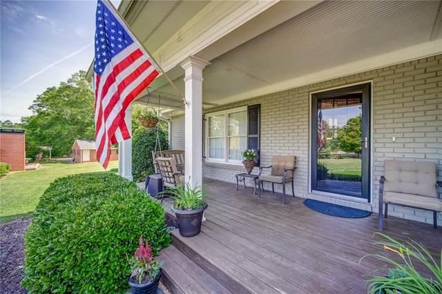 8203 Main Street, Woodstock, GA 30188 (MLS #6884901) :: Path & Post Real Estate