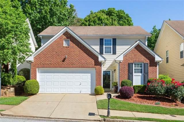 3418 Kensington Parc Circle, Avondale Estates, GA 30002 (MLS #6884908) :: North Atlanta Home Team