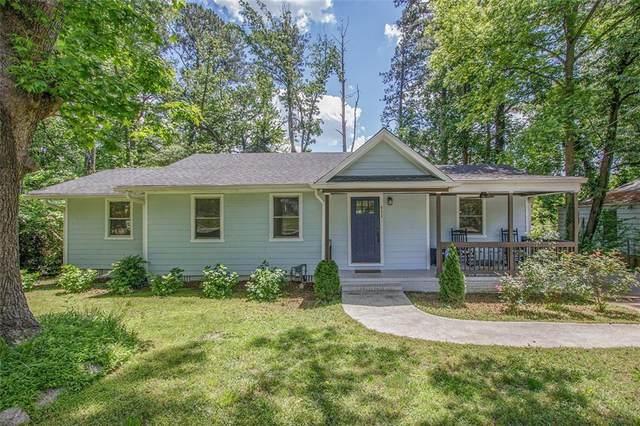 862 Bridgewater Street SW, Atlanta, GA 30310 (MLS #6884909) :: North Atlanta Home Team