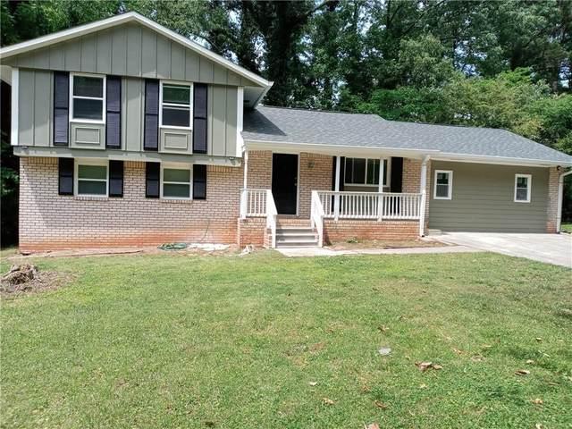 4614 Cedar Ridge Trail, Stone Mountain, GA 30083 (MLS #6884927) :: North Atlanta Home Team