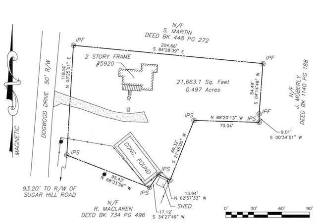 5920 Dogwood Drive SE, Acworth, GA 30102 (MLS #6884930) :: 515 Life Real Estate Company