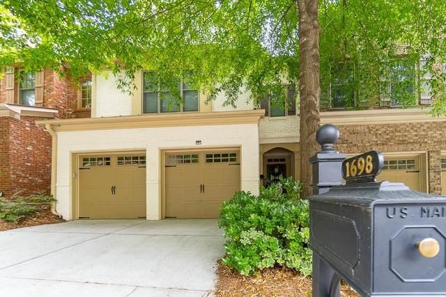1698 Caswell Parkway #17, Marietta, GA 30060 (MLS #6884958) :: RE/MAX Paramount Properties