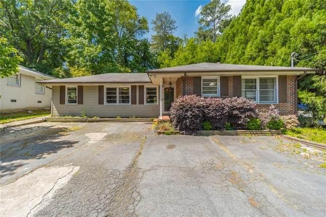 317 W Wieuca Road NE, Atlanta, GA 30342 (MLS #6884990) :: AlpharettaZen Expert Home Advisors