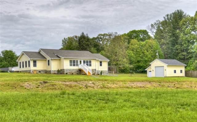 64 Bible Baptist Road, Ellijay, GA 30536 (MLS #6884993) :: Lucido Global