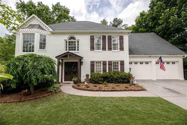 1001 Fairwood Lane NW, Acworth, GA 30101 (MLS #6885015) :: North Atlanta Home Team
