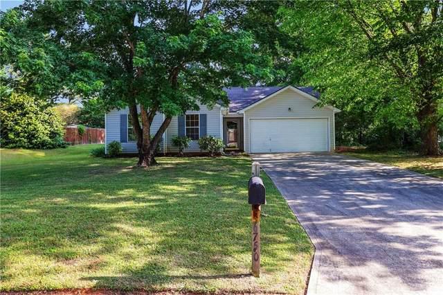 6750 Manor Creek Drive, Douglasville, GA 30135 (MLS #6885042) :: The Heyl Group at Keller Williams