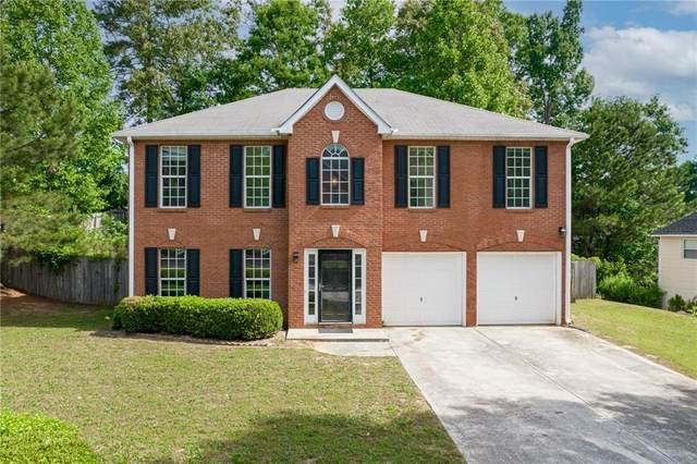 6738 Princeton Park Walk, Lithonia, GA 30058 (MLS #6885125) :: North Atlanta Home Team