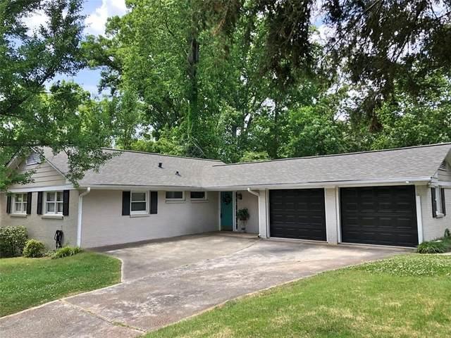 2800 Spring Drive SE, Smyrna, GA 30080 (MLS #6885136) :: North Atlanta Home Team