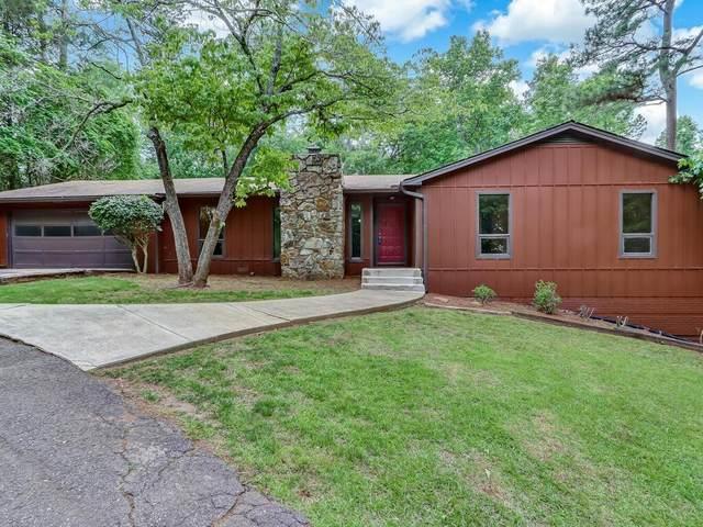5545 Hidden Harbor Trail, Gainesville, GA 30504 (MLS #6885179) :: North Atlanta Home Team