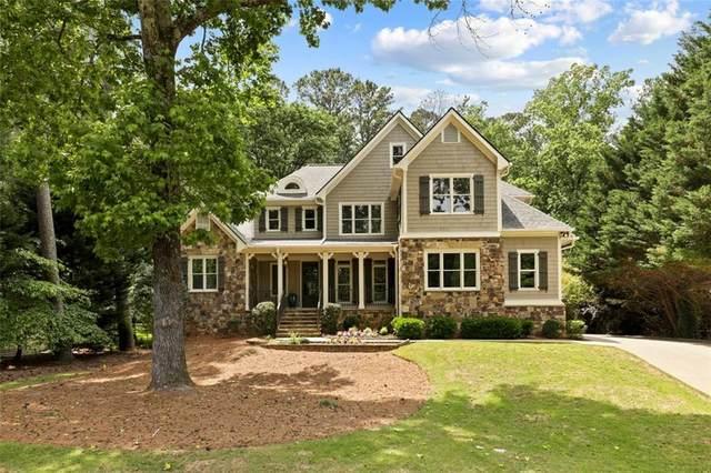 3889 Flowerland Drive NE, Brookhaven, GA 30319 (MLS #6885195) :: North Atlanta Home Team