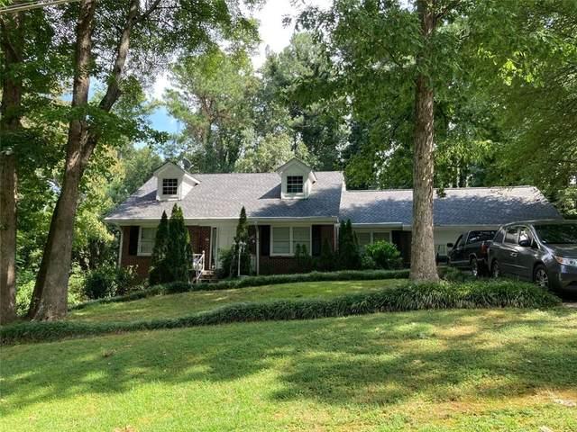 5652 Marian Lane NW, Lilburn, GA 30047 (MLS #6885213) :: North Atlanta Home Team