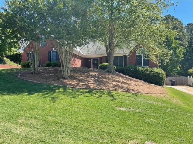 848 Ivy Ridge Drive, Loganville, GA 30052 (MLS #6885230) :: North Atlanta Home Team