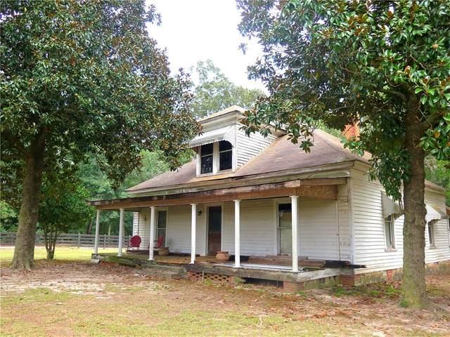 164A Gillespie Road, Homer, GA 30547 (MLS #6885264) :: Kennesaw Life Real Estate