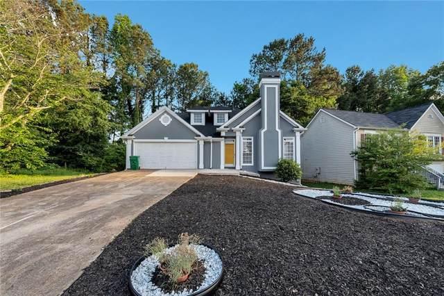 1054 Brandon Lane, Stone Mountain, GA 30083 (MLS #6885265) :: North Atlanta Home Team