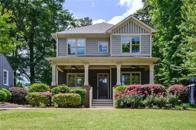 125 Mcclean Street, Decatur, GA 30030 (MLS #6885298) :: Kennesaw Life Real Estate