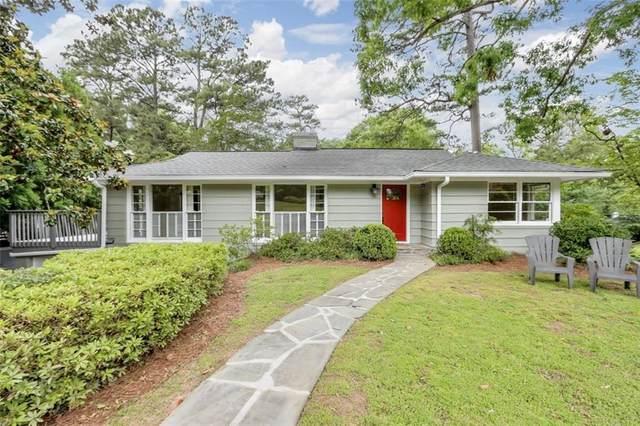 1846 Fernwood Road NW, Atlanta, GA 30318 (MLS #6885396) :: The Zac Team @ RE/MAX Metro Atlanta