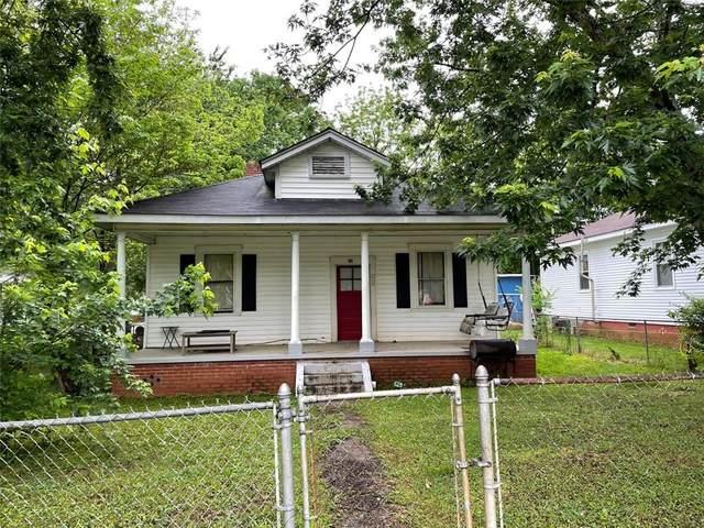 46 Akron Street, Cartersville, GA 30120 (MLS #6885402) :: The Gurley Team