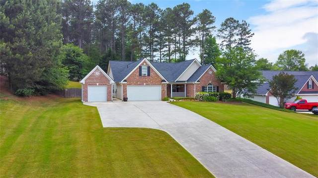 3764 N Sharon Church Road, Loganville, GA 30052 (MLS #6885451) :: North Atlanta Home Team