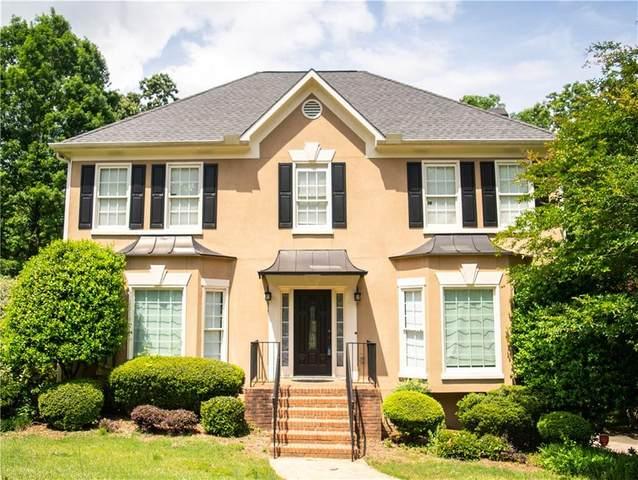 7536 Mason Falls Drive, Winston, GA 30187 (MLS #6885504) :: Kennesaw Life Real Estate