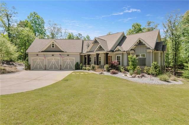 217 Stillwater Lane, Dawsonville, GA 30534 (MLS #6885567) :: Charlie Ballard Real Estate