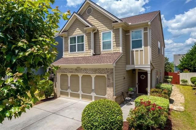 2061 Lily Valley Drive, Lawrenceville, GA 30045 (MLS #6885654) :: North Atlanta Home Team