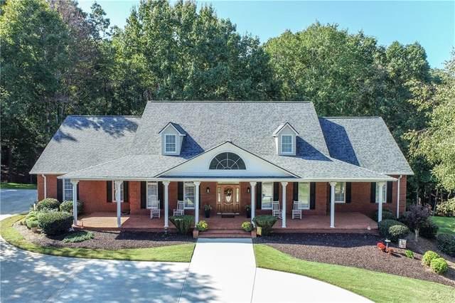 2215 Fox Creek Trail, Gainesville, GA 30501 (MLS #6885697) :: North Atlanta Home Team