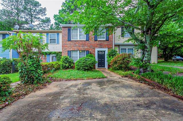1752 Nappa Valley Court SE, Smyrna, GA 30080 (MLS #6885727) :: North Atlanta Home Team