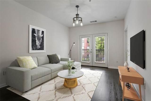 821 Ralph Mcgill Boulevard NE #3212, Atlanta, GA 30306 (MLS #6885730) :: Path & Post Real Estate