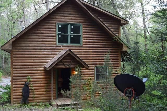 1489 Nimblewill Gap Drive, Dahlonega, GA 30533 (MLS #6885745) :: The Huffaker Group