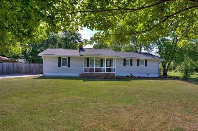 182 Walker Road NW, Cartersville, GA 30121 (MLS #6885781) :: Kennesaw Life Real Estate