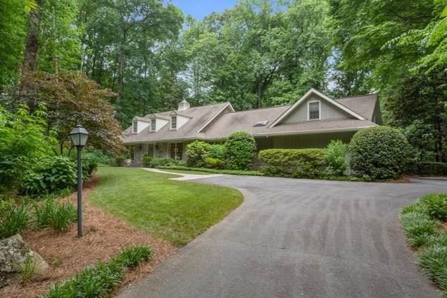 3310 Grant Valley Road NW, Atlanta, GA 30305 (MLS #6885841) :: Kennesaw Life Real Estate