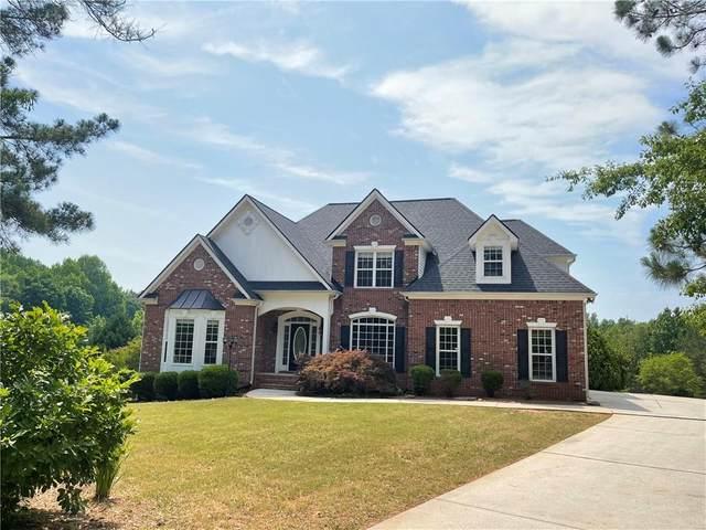 437 Lancelot Trail, Mcdonough, GA 30252 (MLS #6885860) :: North Atlanta Home Team