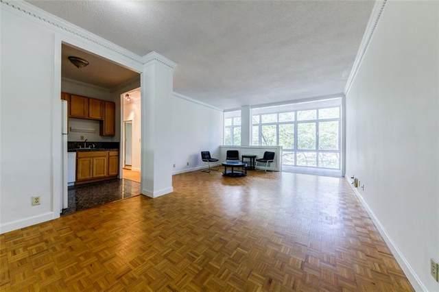 3060 Pharr Court North NW #302, Atlanta, GA 30305 (MLS #6885880) :: Path & Post Real Estate