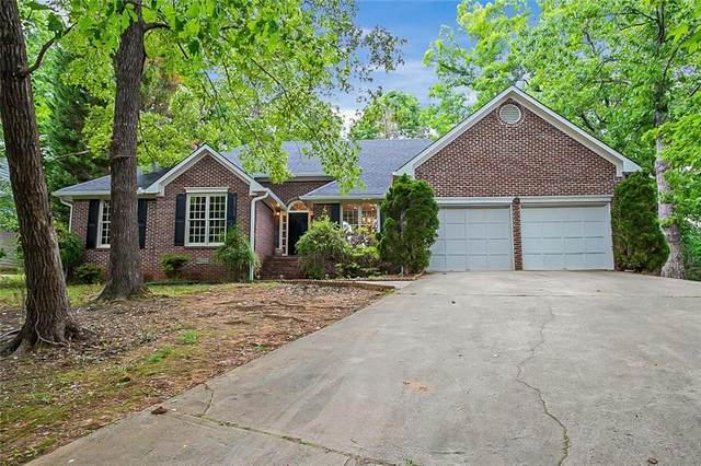 3497 Pine Grove Drive, Douglasville, GA 30135 (MLS #6885919) :: Kennesaw Life Real Estate