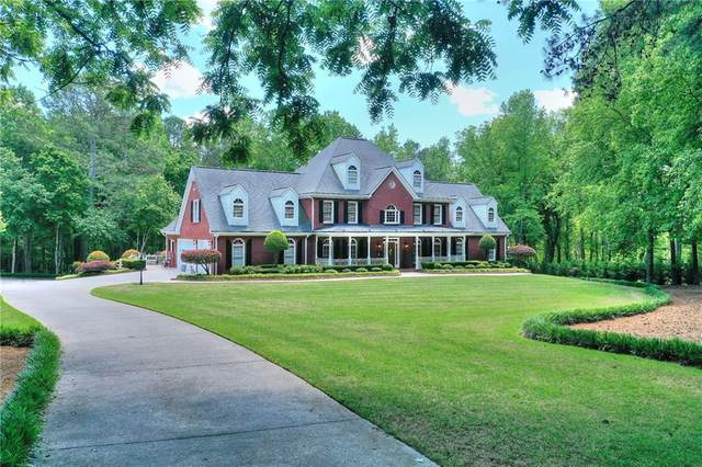2391 Rabbit Farm Circle, Loganville, GA 30052 (MLS #6885921) :: North Atlanta Home Team