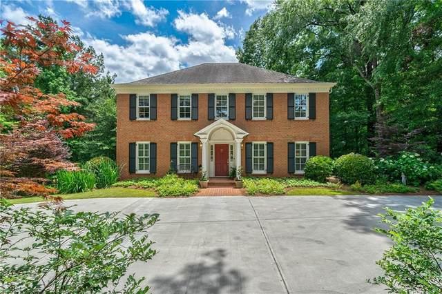 4617 Woodland Brook Drive SE, Atlanta, GA 30339 (MLS #6885952) :: Kennesaw Life Real Estate